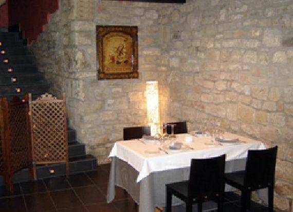 Foto 4 de Cocina aragonesa en Sos del Rey Católico | La Cocina del Principal