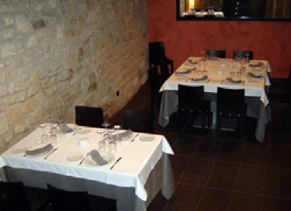 Foto 5 de Cocina aragonesa en Sos del Rey Católico | La Cocina del Principal