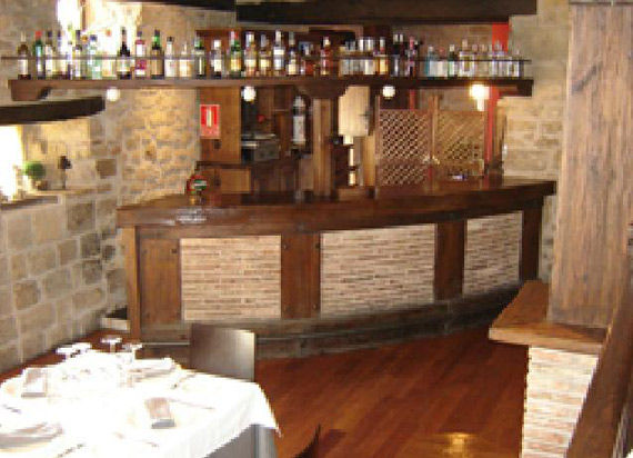 Foto 14 de Cocina aragonesa en Sos del Rey Católico | La Cocina del Principal