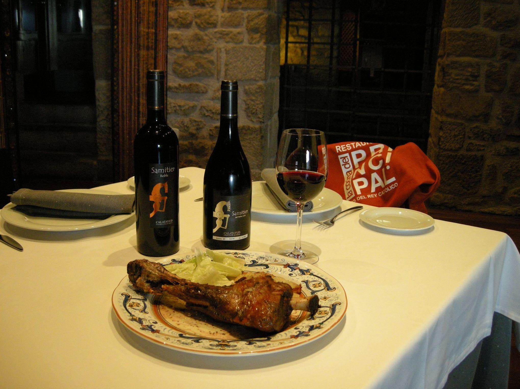 Foto 22 de Cocina aragonesa en Sos del Rey Católico | La Cocina del Principal