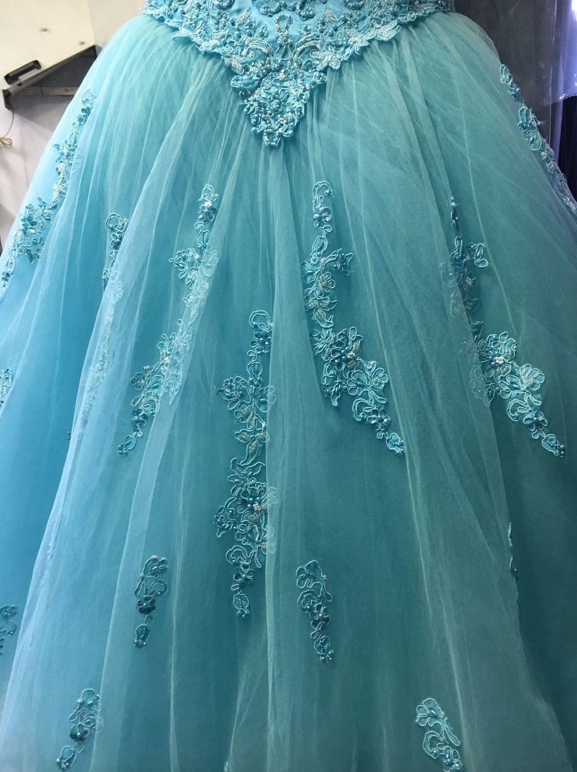 Teñir vestidos de novias