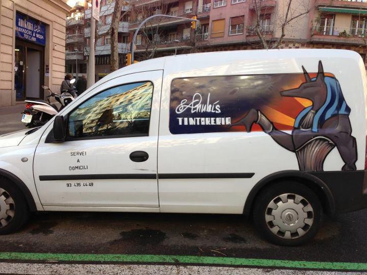 Foto 7 de Tintorerías y lavanderías en  | Tintorería Anubis