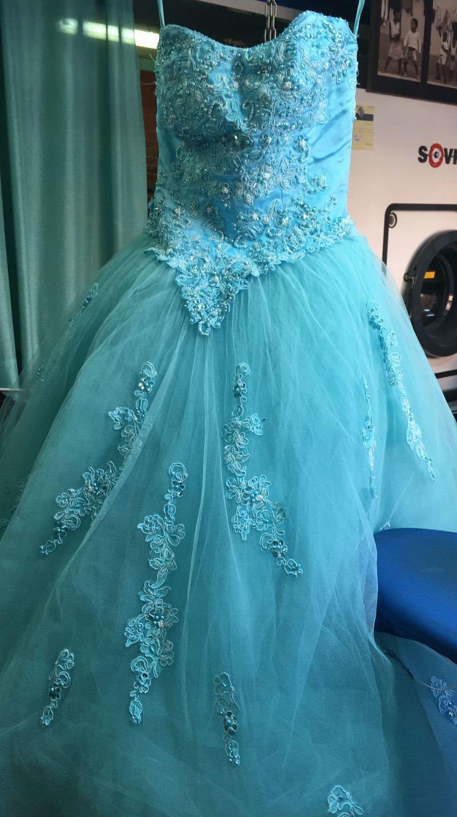 Vestidos de novias teñidos