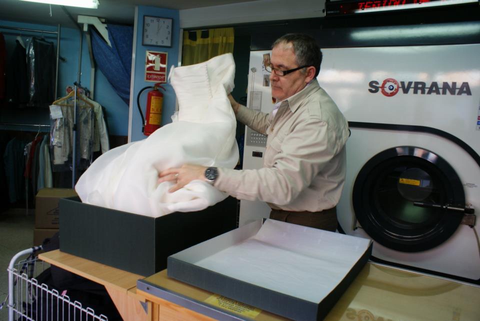 Foto 23 de Tintorerías y lavanderías en  | Tintorería Anubis