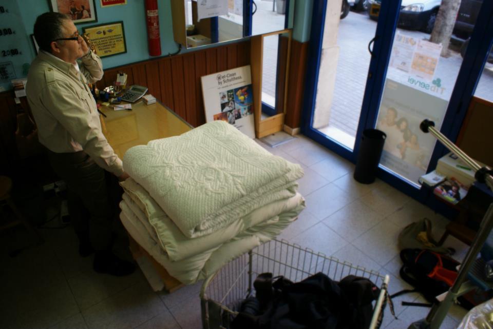 Foto 25 de Tintorerías y lavanderías en  | Tintorería Anubis