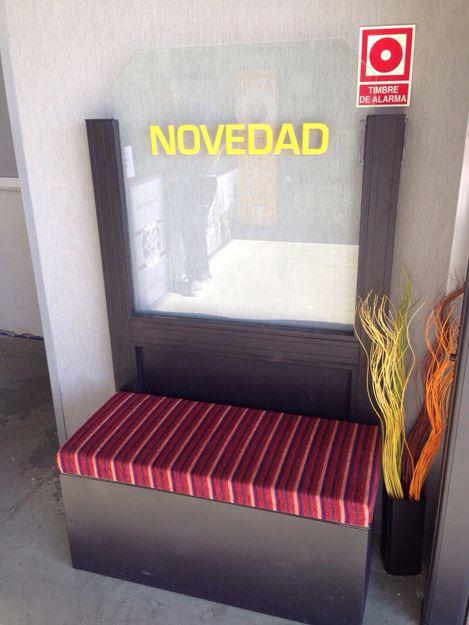 Cortavientos fijos con asiento en Madrid