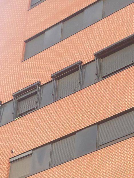 Instalación de toldos cofre en Madrid