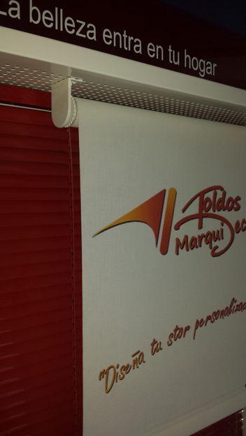 Instalación de estores en Madrid