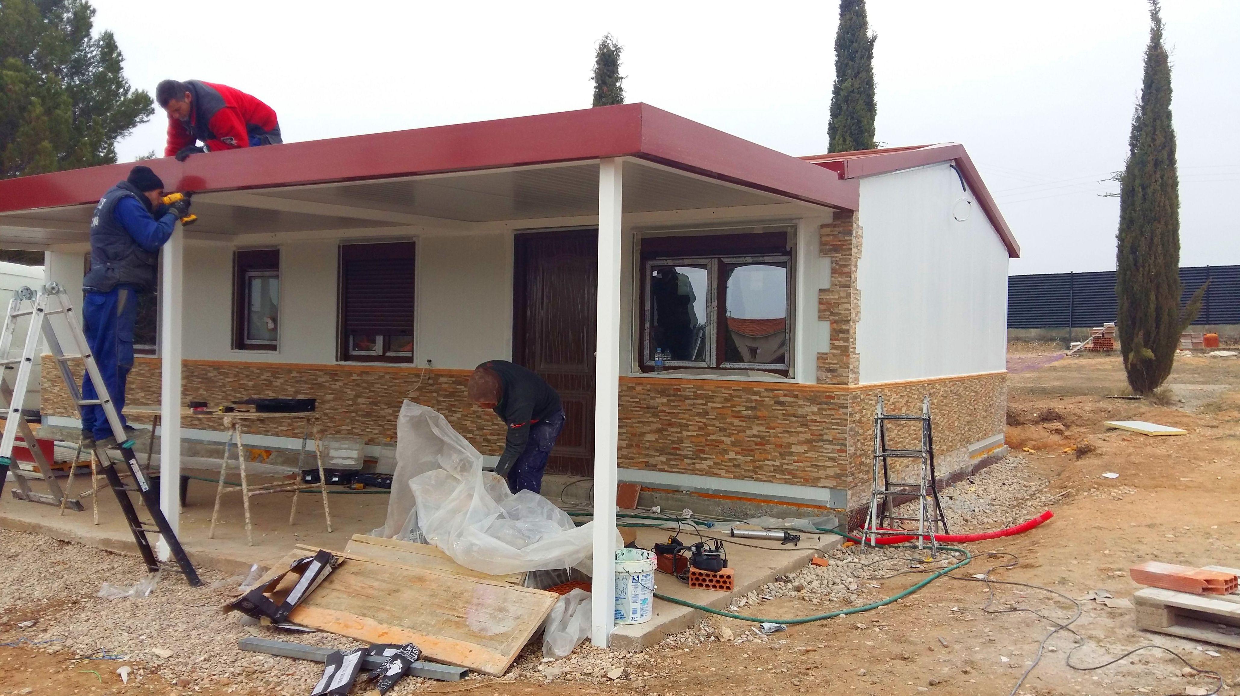 Foto 32 de Casas prefabricadas en Humanes | Wigarma