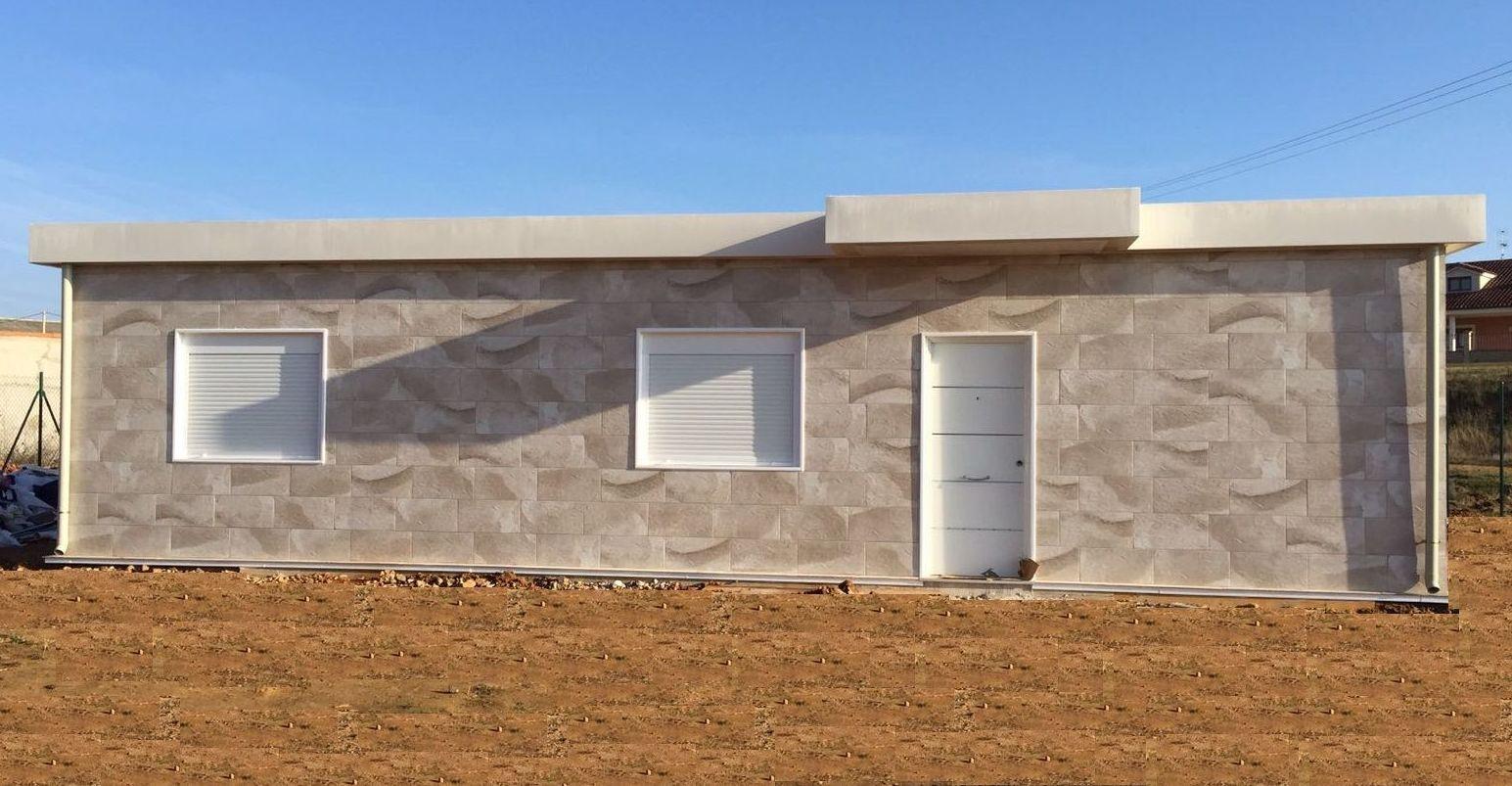 Foto 13 de Casas prefabricadas en  | Edificación modular tecnológica