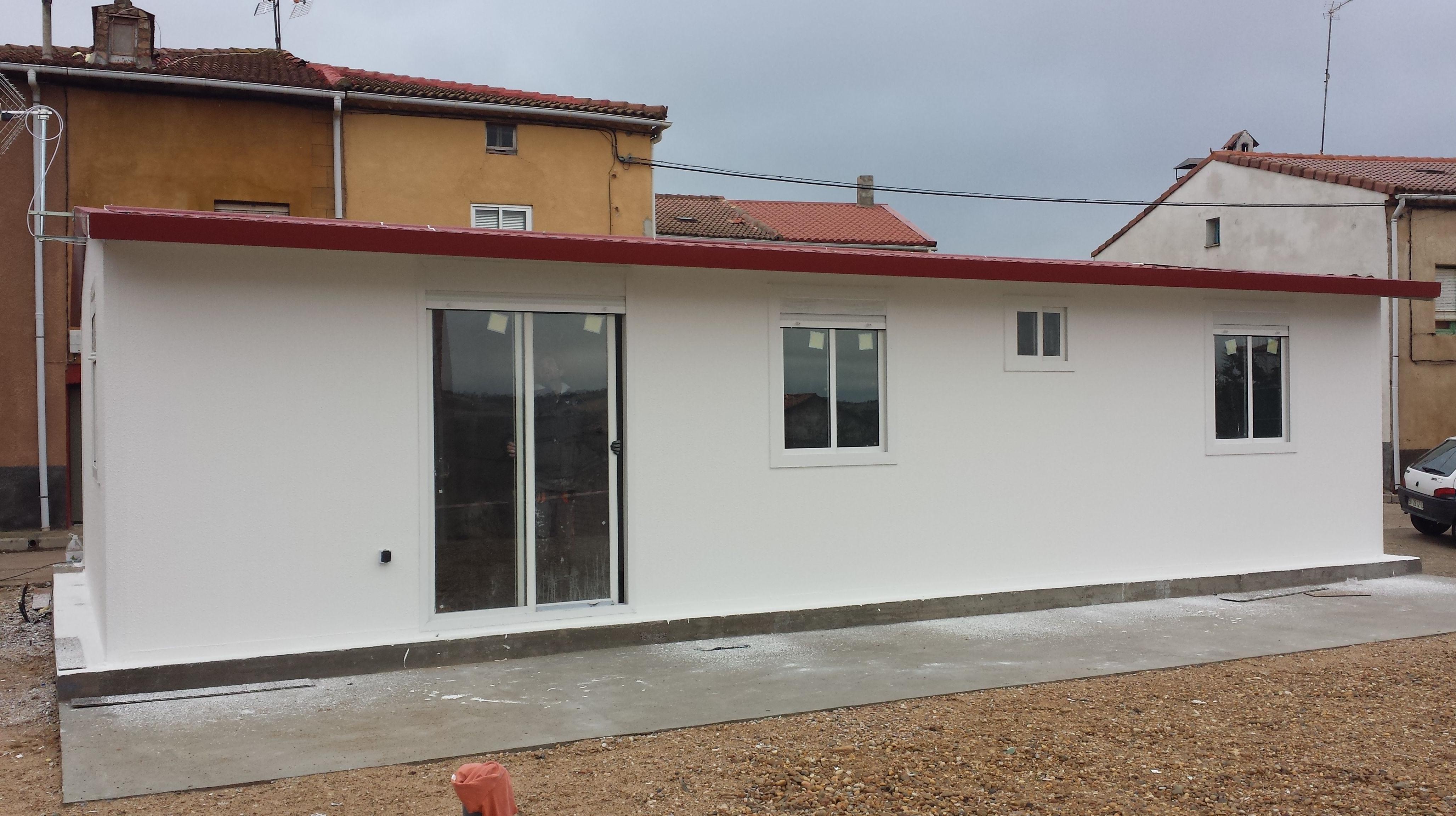 Foto 48 de Casas prefabricadas en  | Edificación modular tecnológica