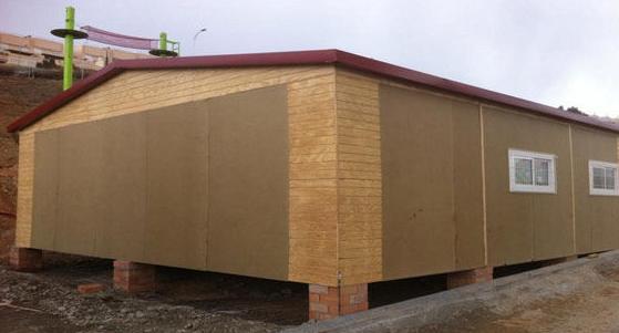 Wigarma. Casas prefabricadas