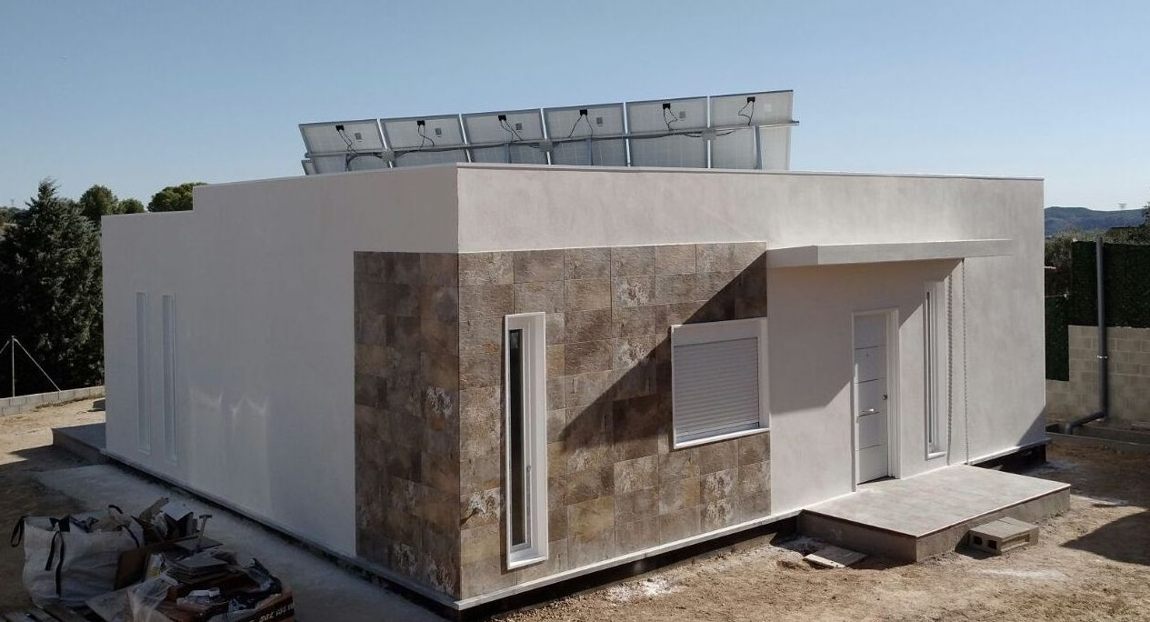 Foto 2 de Casas prefabricadas en  | Wigarma