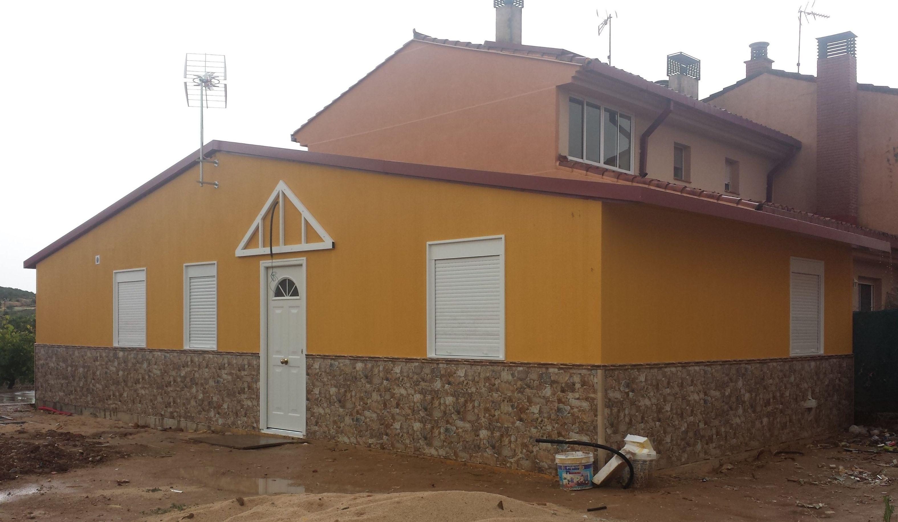 Foto 64 de Casas prefabricadas en Humanes | Wigarma