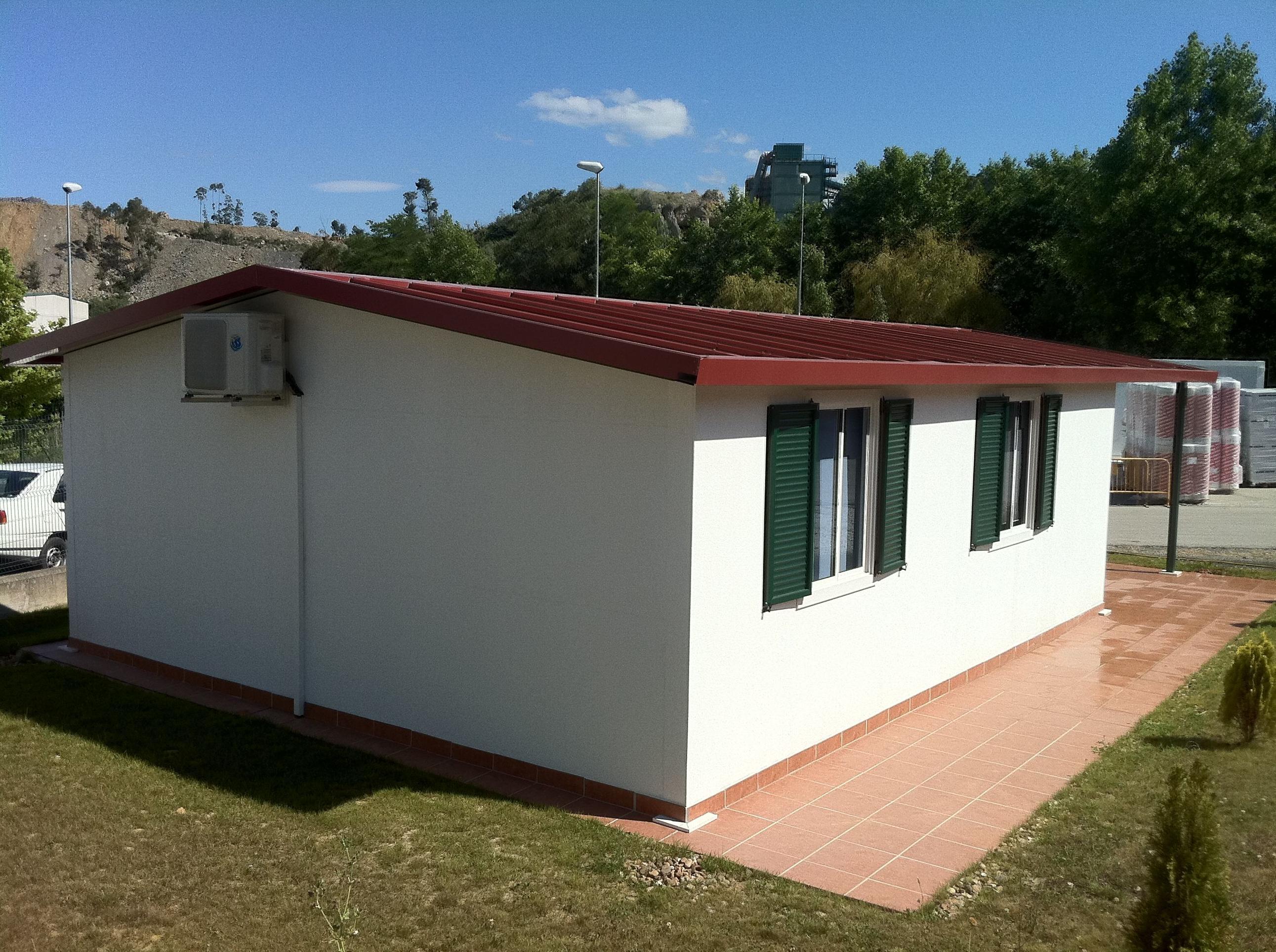 Foto 57 de Casas prefabricadas en Humanes | Wigarma