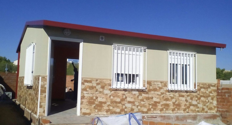 Foto 75 de Casas prefabricadas en  | Edificación modular tecnológica
