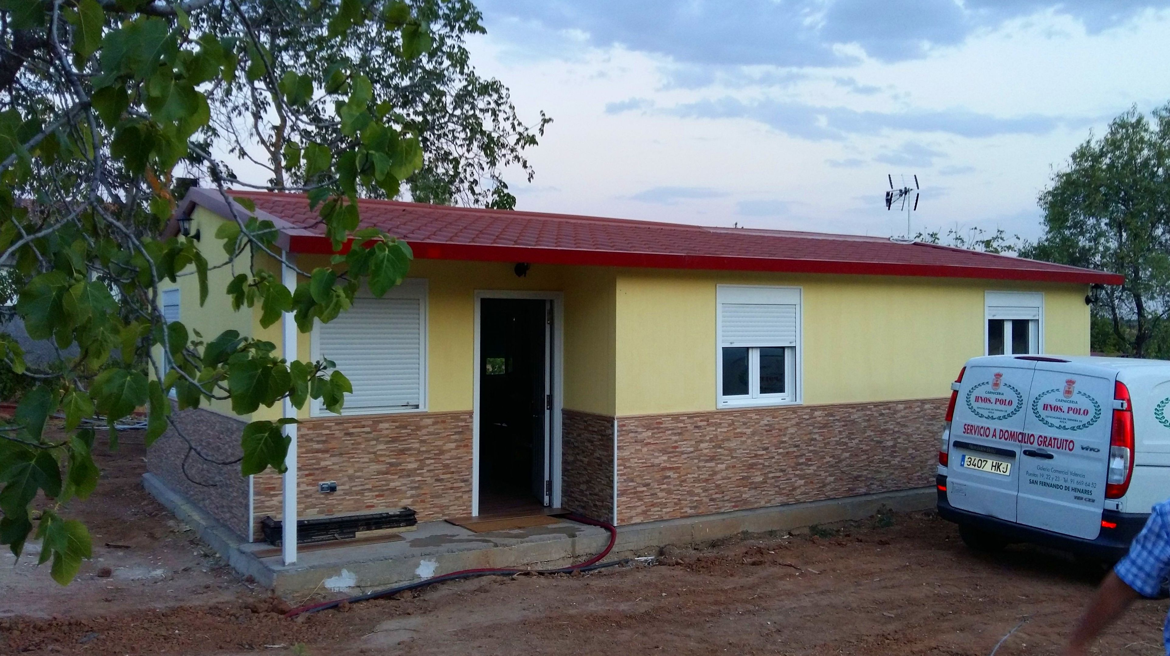 Foto 62 de Casas prefabricadas en  | Edificación modular tecnológica