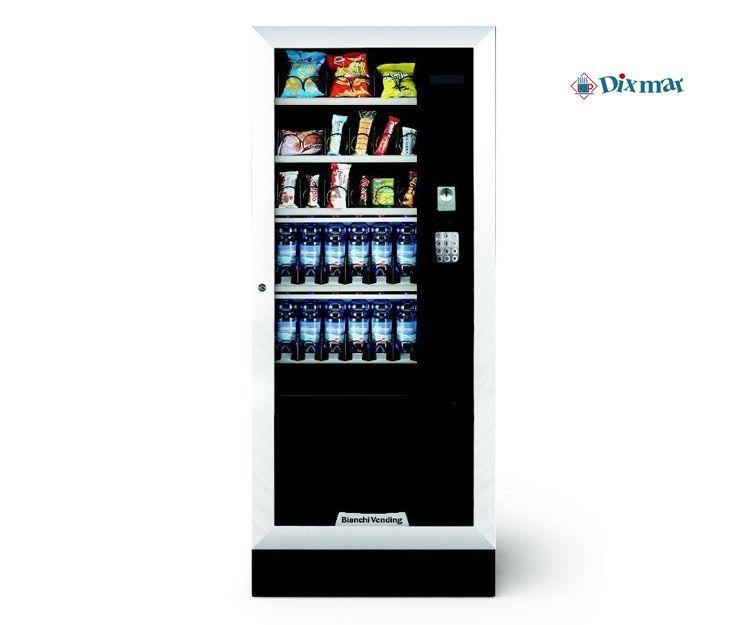 Empresa de máquinas vending