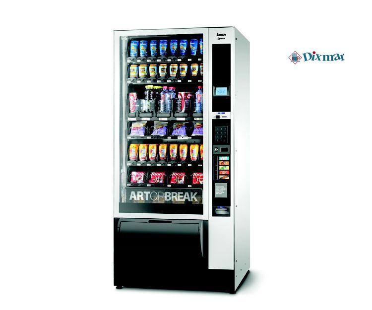 Máquinas vending de productos variados
