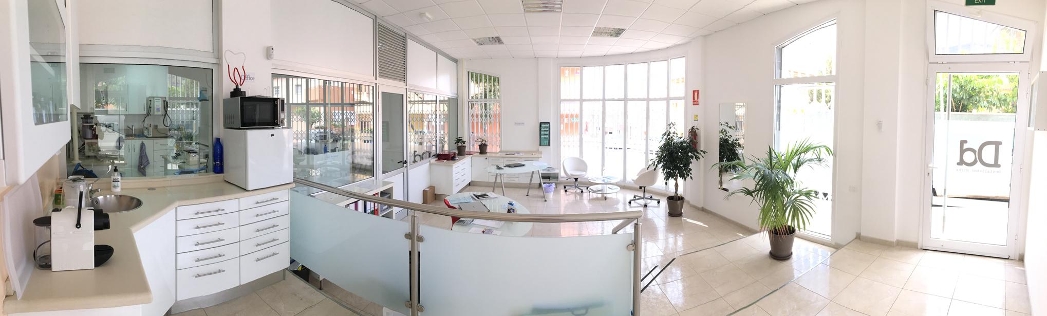 Interior de nuestro laboratorio dental