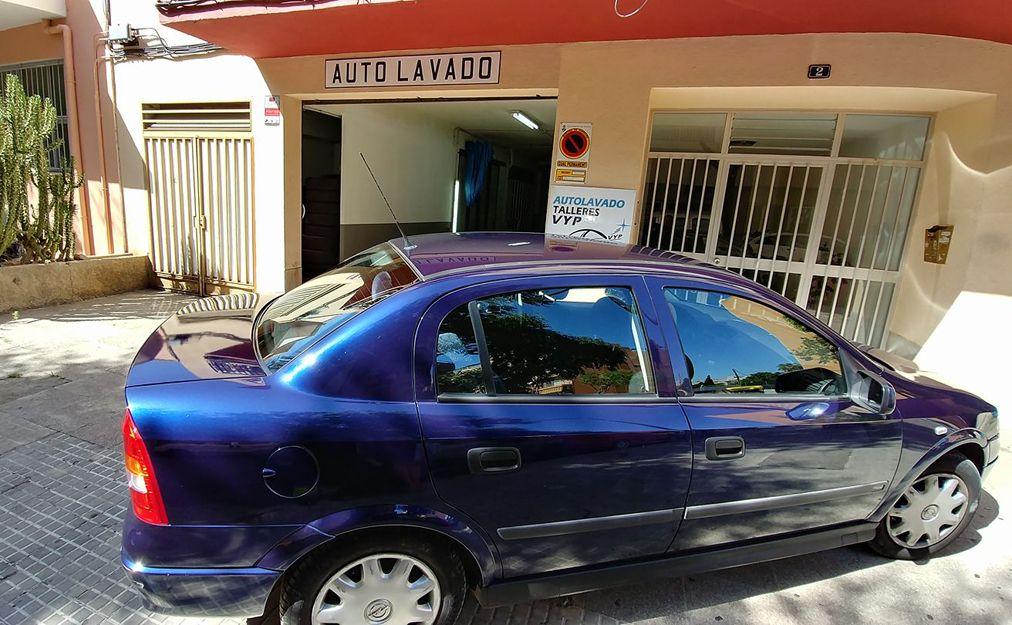 Lavado a mano de coches en Palma de Mallorca