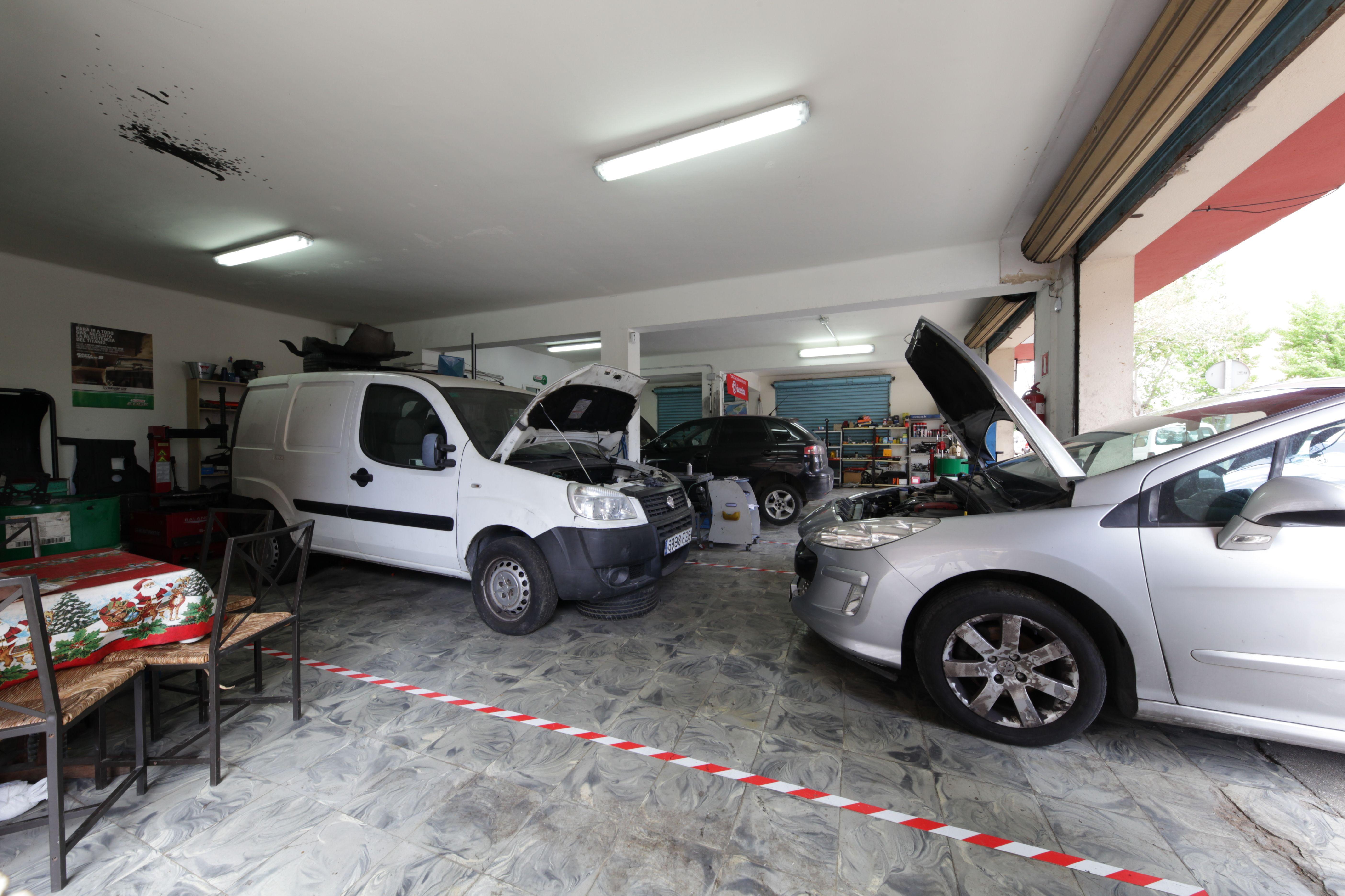 Taller mecánico en Palma de Mallorca