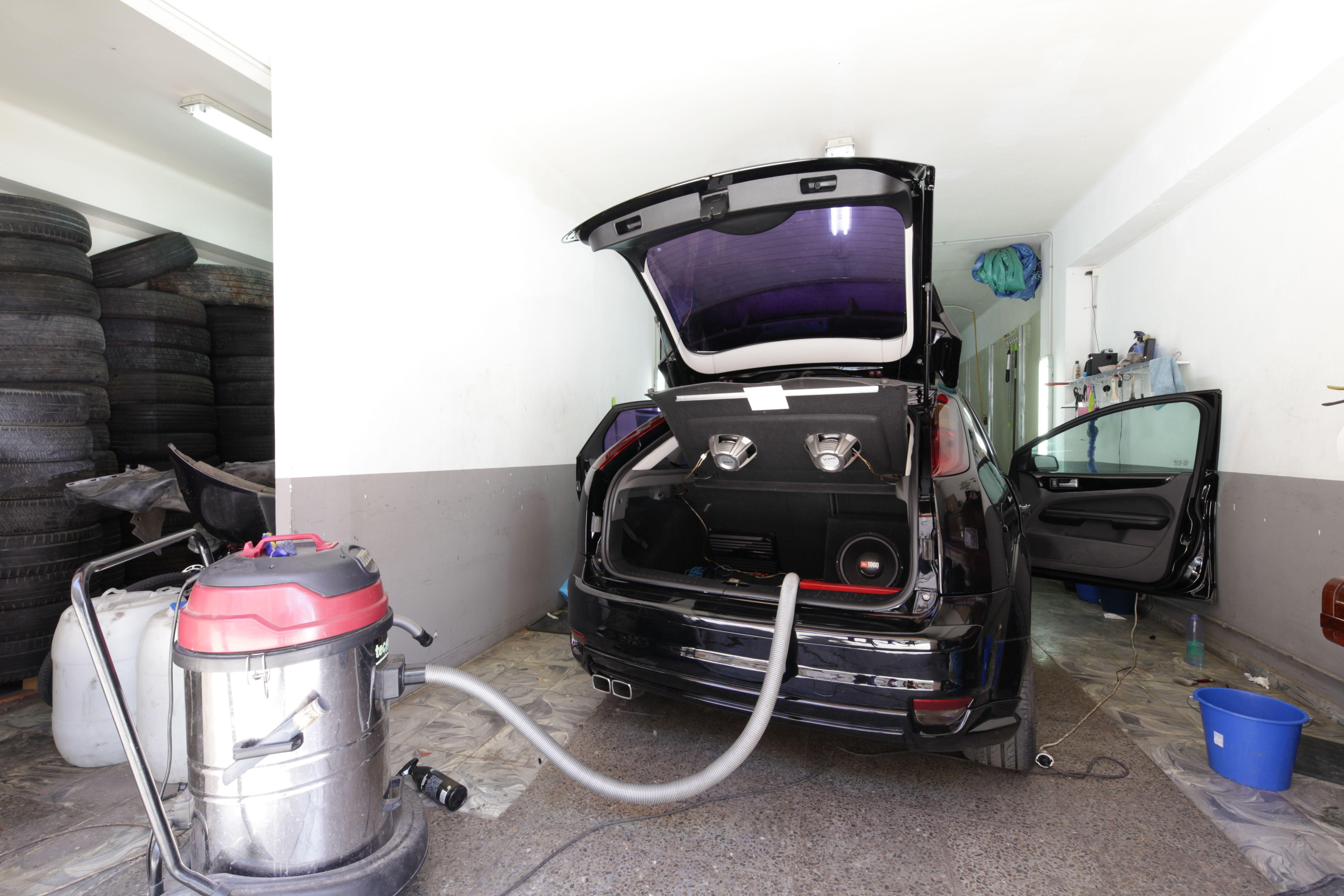Autolavado en Talleres VYP