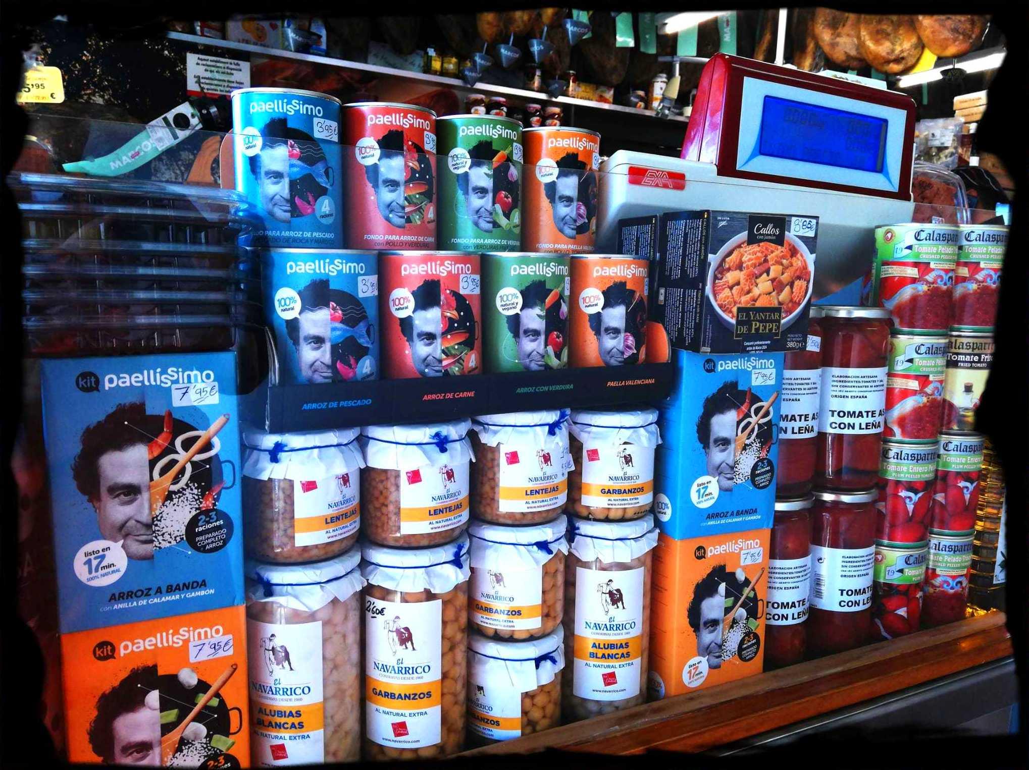Foto 12 de Charcuterías en  | Comestibles y Salazones Paco y Mari