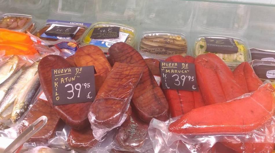 Foto 6 de Charcuterías en  | Comestibles y Salazones Paco y Mari