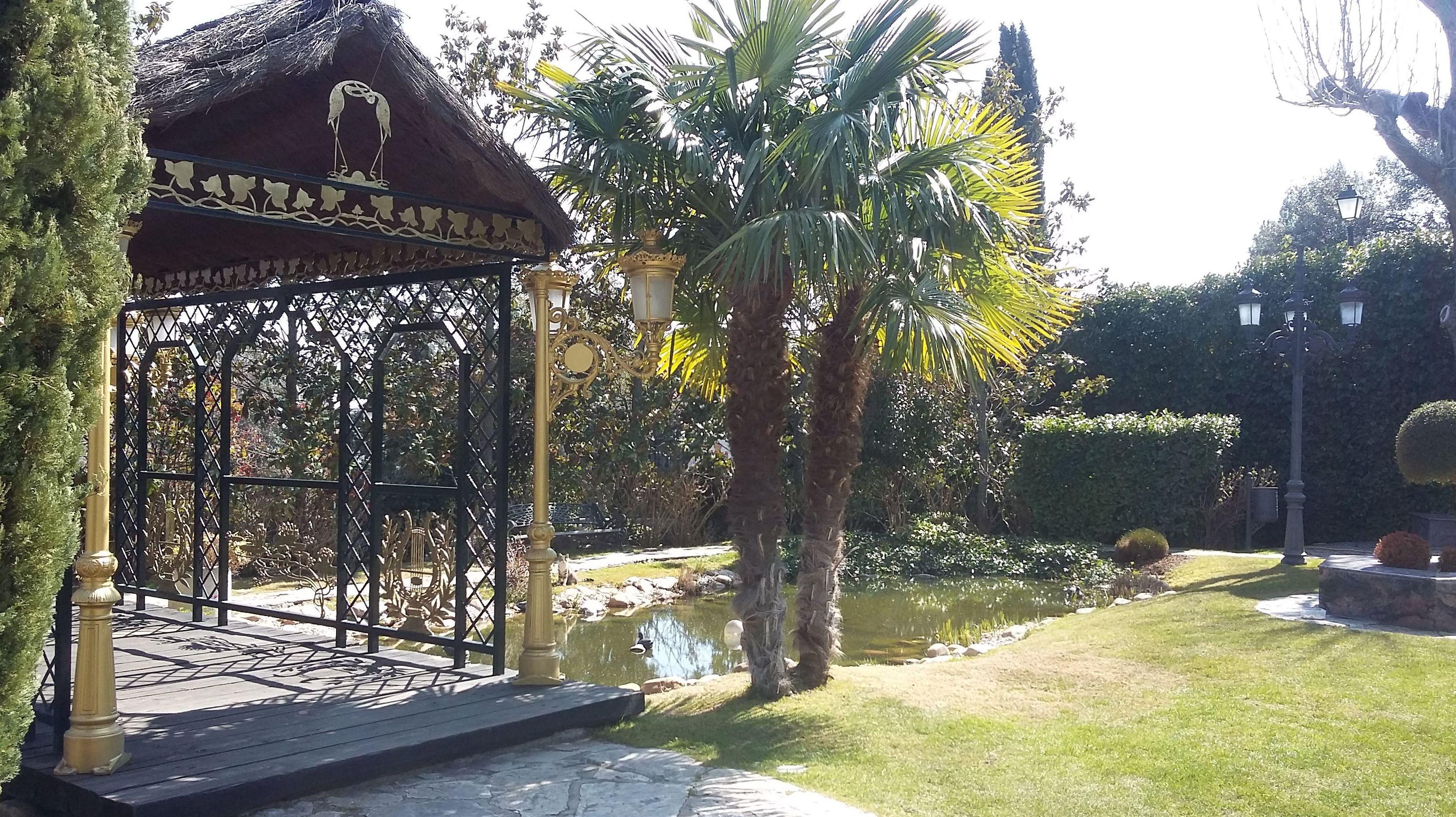 Diseño y mantenimiento de jardines en Majadahonda
