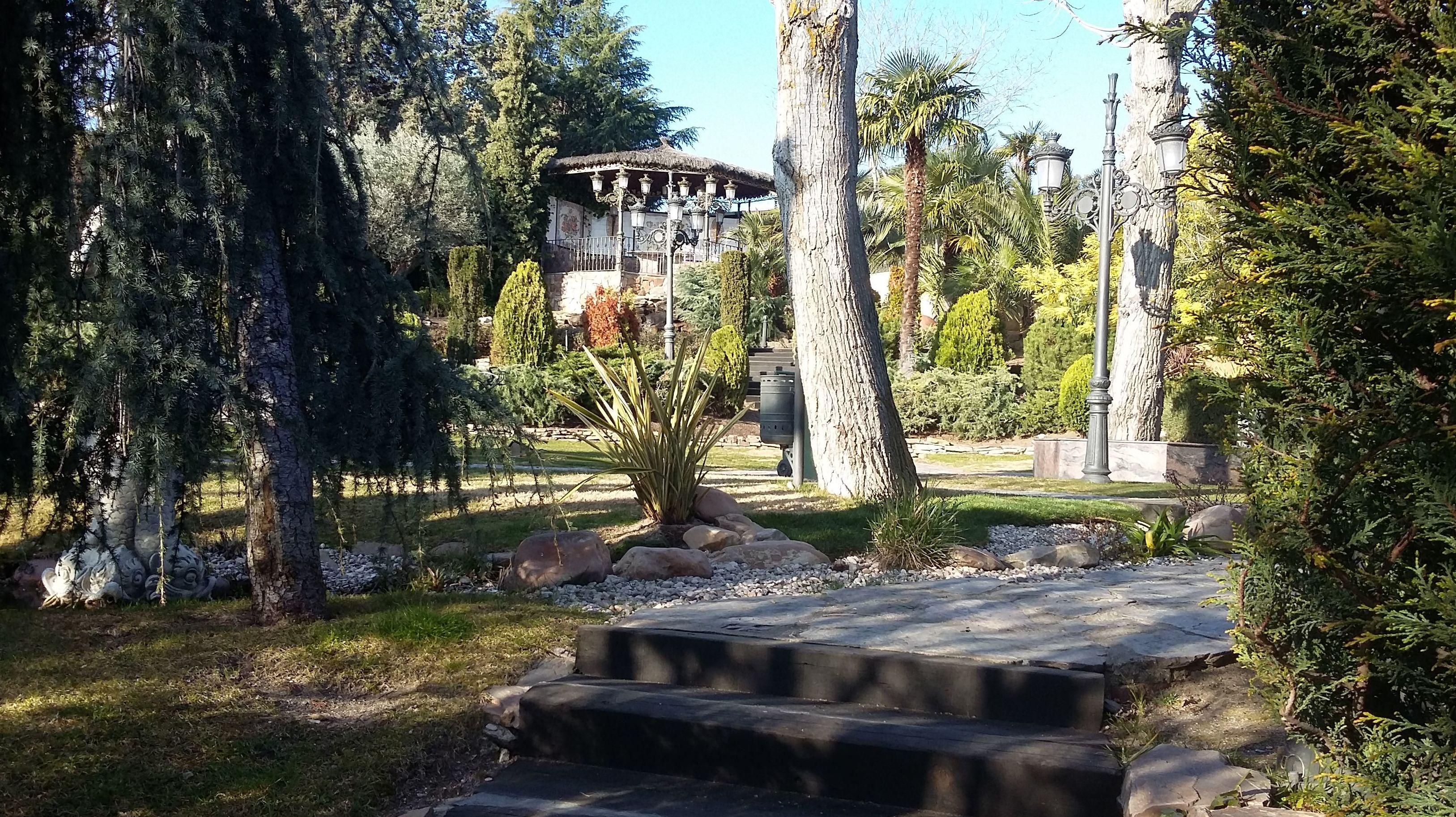 Diseño y mantenimiento de jardines en Pozuelo de Alarcón