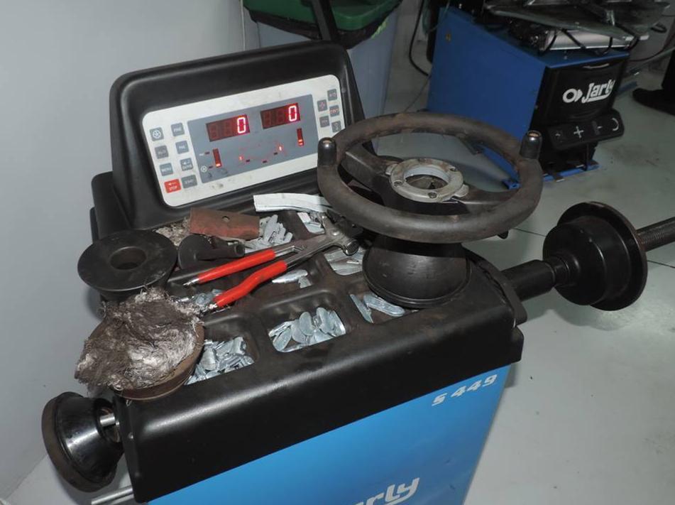 Electricidad: Servicios de Podiumautocentros