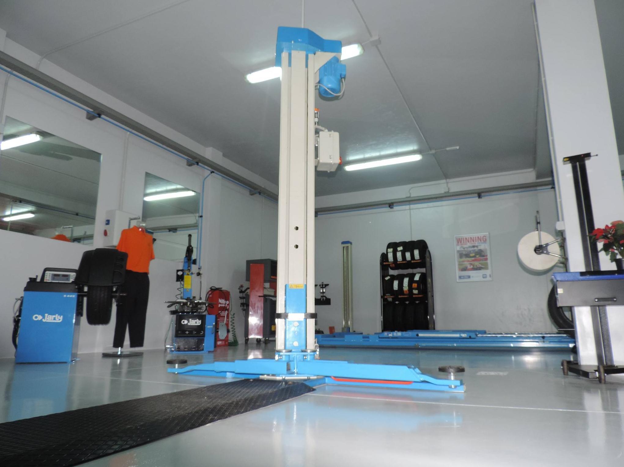 Instalaciones de Podiumautocentros en Tacoronte