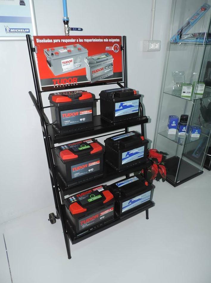 Baterías: Servicios de Podiumautocentros