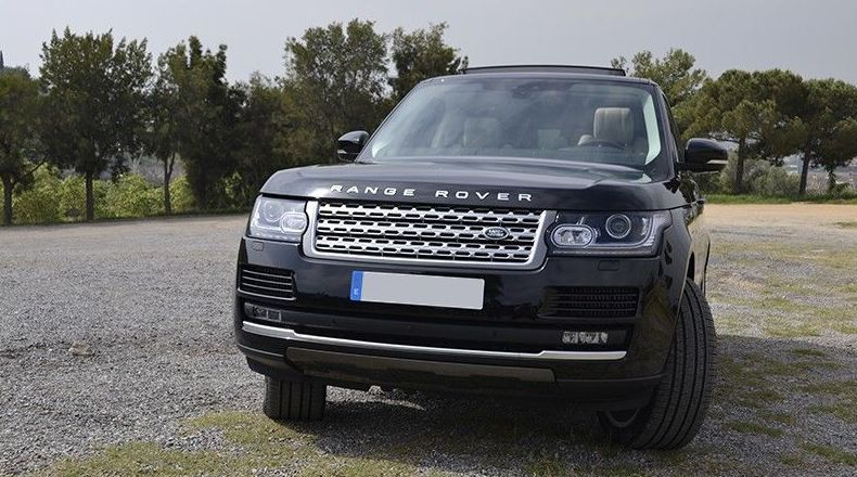 Nuestros vehículos: Range Rover Vogue