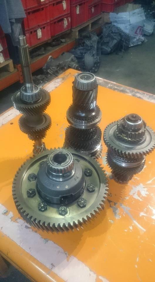 Reparación: Productos y servicios de Cajas y Motores