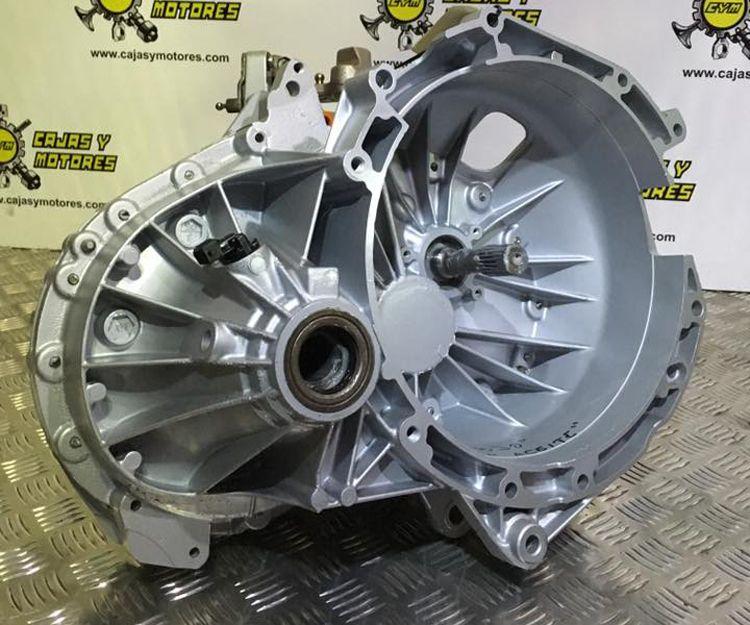 Taller de reparación de motores