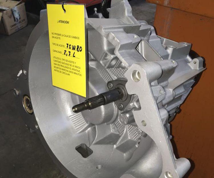 Motores reparados en Almoradí