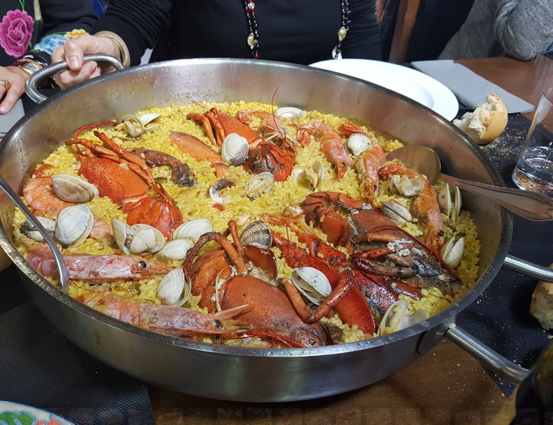 Arroces y paellas Mieres