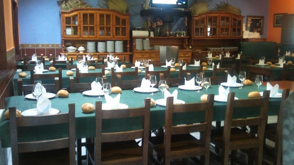 Restaurante para celebraciones Mieres