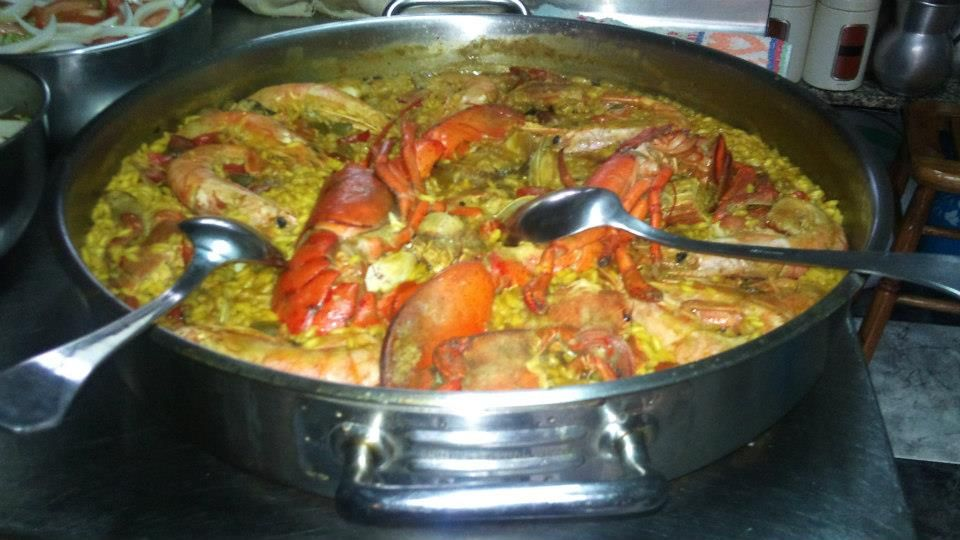 Restaurante asturiano Mieres