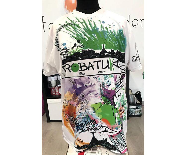 Diseño de camisetas en Altea