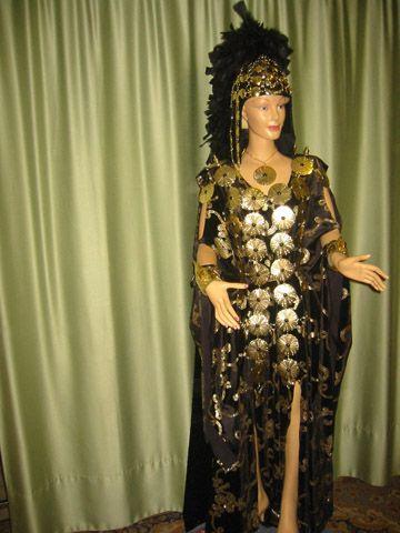 Alquiler de trajes de moros y cristianos en Altea