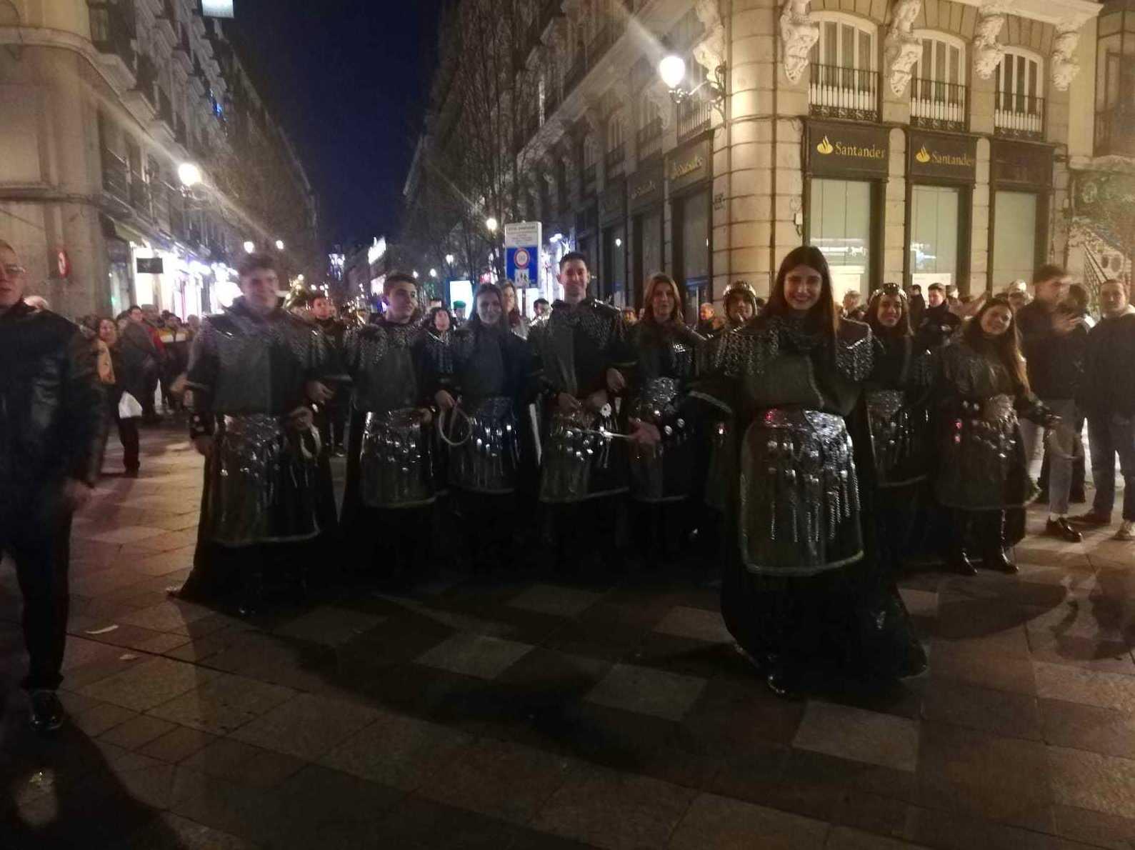 Madrid 2019