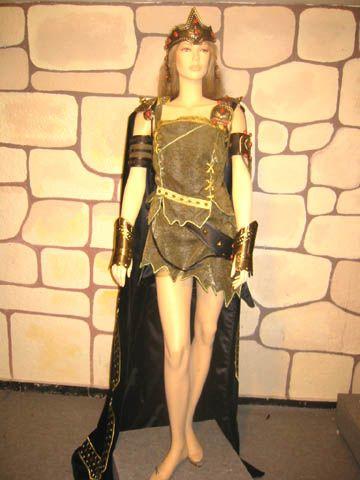 Alquiler de trajes de moros y cristianos en Alicante
