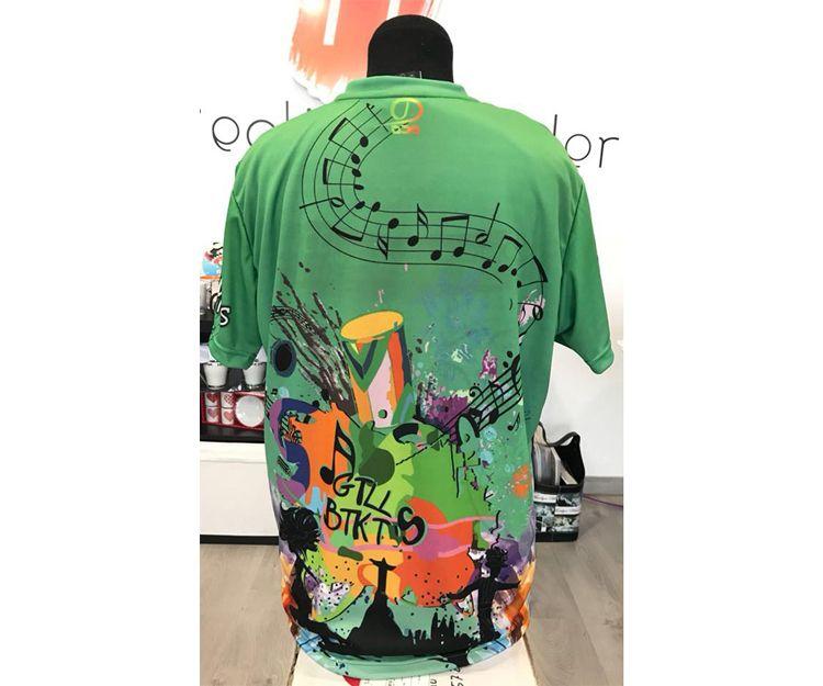 Diseño e impresión de camisetas en Altea