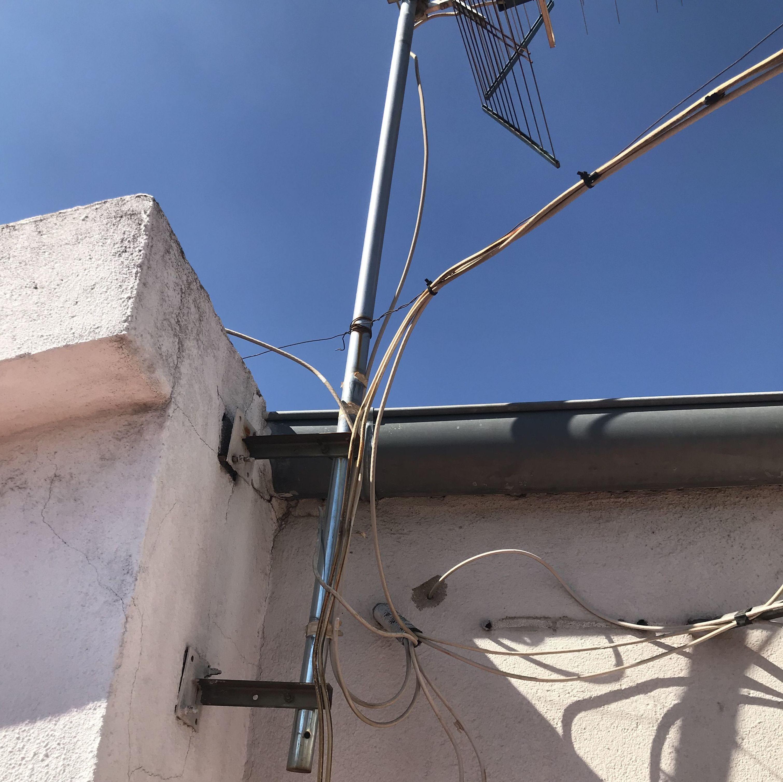 Ruimorma instalación antenas Plaza de Castilla