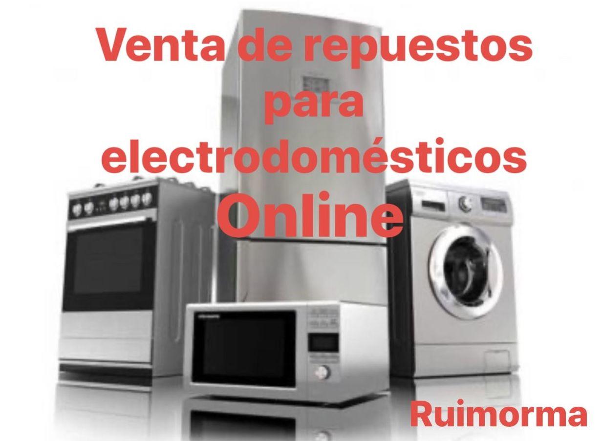 Venta de repuestos para electrodomésticos Online