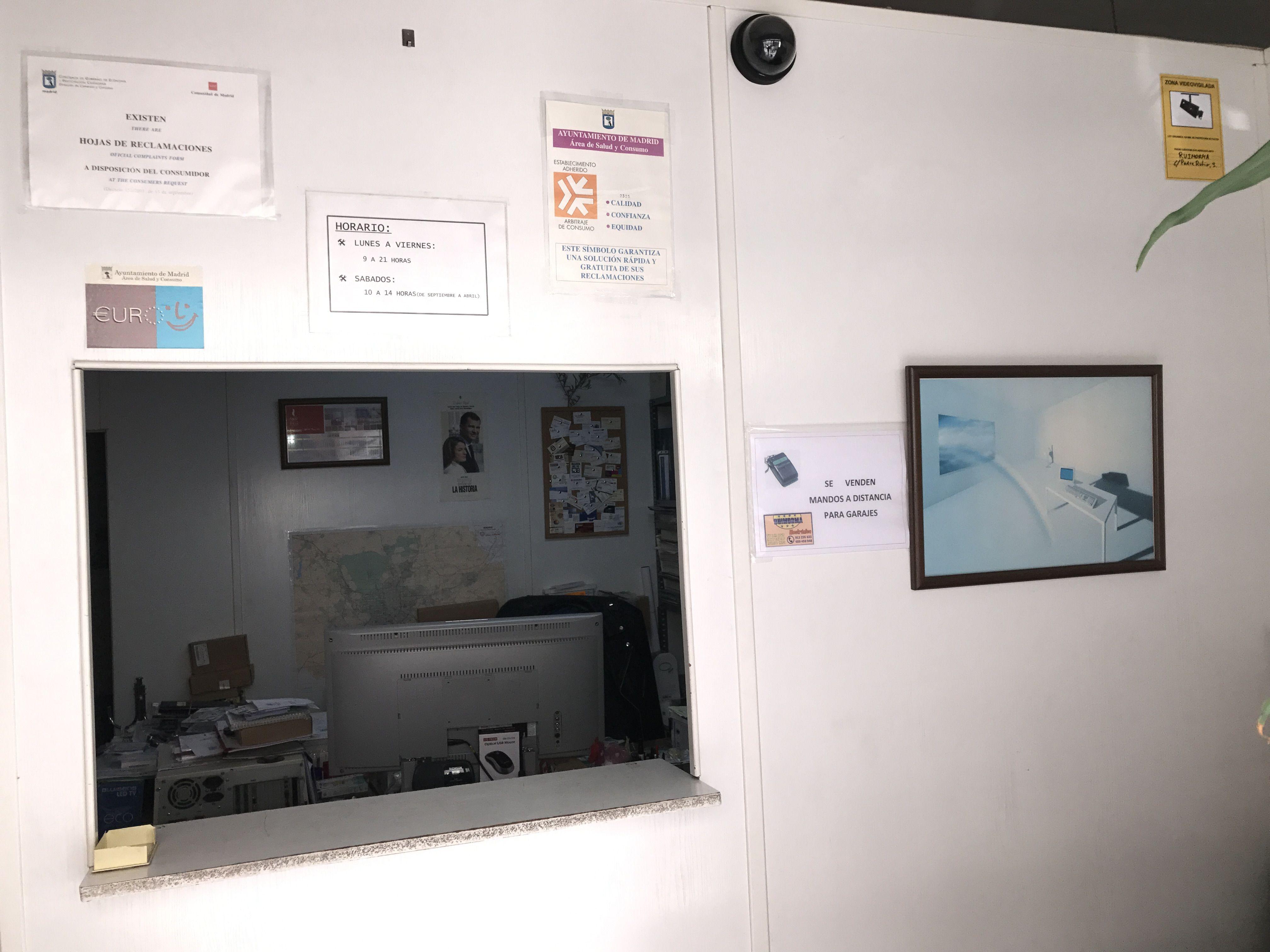 Servicio técnico especializado en Madrid