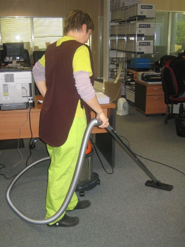 limpieza de oficinas Granollers